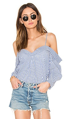 Paloma Stripe Top in Stripe