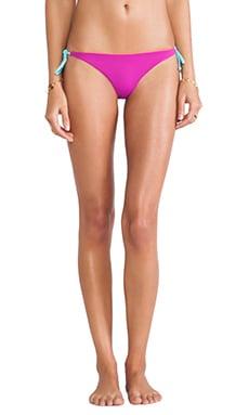 Basta Surf Raglan Bottom in Peony & Pink
