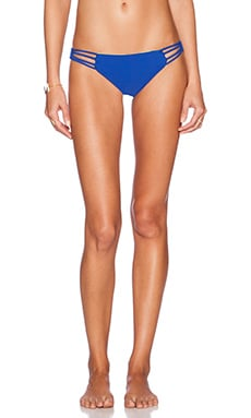 Basta Surf Aroa Bikini Bottom in Blue Rebel & Radiance