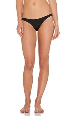 Basta Surf Tulum Bikini Bottom in Noir & White & Dynasty