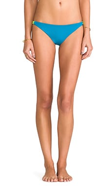 Basta Surf Zunzal Bungee Bottom in Teal & Midnight Blue
