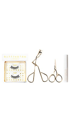 Kennedy Lash Starter Kit Battington Lashes $60
