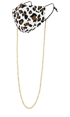Mixed Sized Pisa Mask Chain BaubleBar $24 (FINAL SALE)
