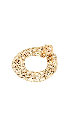 Aya Curb Chain Bracelet BaubleBar $42