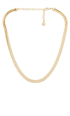 Gia Herringbone Necklace BaubleBar $42