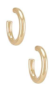 Chrissey Hoop Earrings BaubleBar $36 BEST SELLER