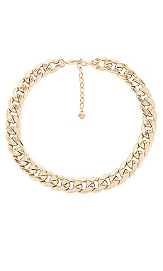 Michaela Curb Chain Necklace BaubleBar $44