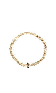 Pave Initial Pisa Bracelet BaubleBar $28