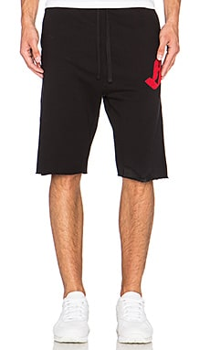 Billionaire Boys Club Gravity Sweatshorts in Black