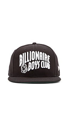 Billionaire Boys Club Arch Snap Hat in Black