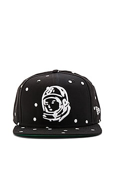 Billionaire Boys Club Astro Head Hat in Black