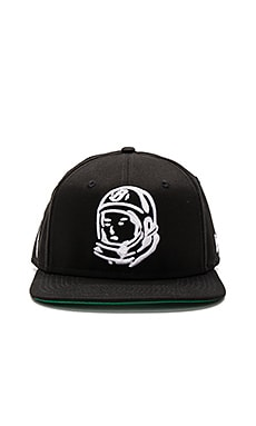 Billionaire Boys Club BB Helmet Snapback in Black