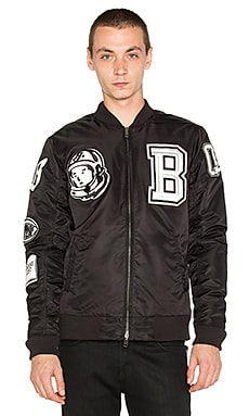 Billionaire Boys Club Captain Jacket in Black