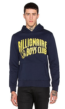 Billionaire Boys Club Arch Hoodie in Navy Blazer
