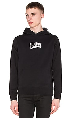 Billionaire Boys Club Billionaire Small Arch Hoodie in Black