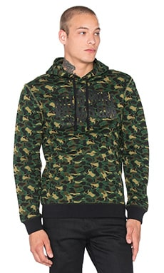 Billionaire Boys Club Camo Pullover in Camo