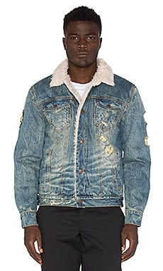 Ranger Jacket With Sherpa