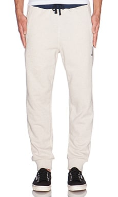 Billionaire Boys Club Samurai Sweatpant in Heather Oatmeal