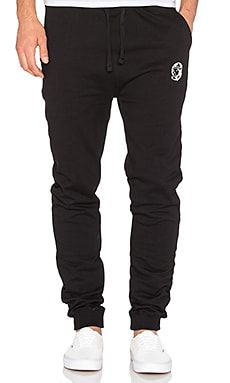 Billionaire Boys Club Billionaire Astro Helmet Sweatpants in Black