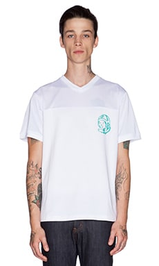 Billionaire Boys Club Scrimmage Jersey in White
