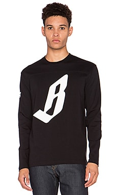 Billionaire Boys Club Universe Tee in Black
