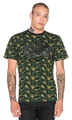 Billionaire Boys Club Camo Tee in Camo