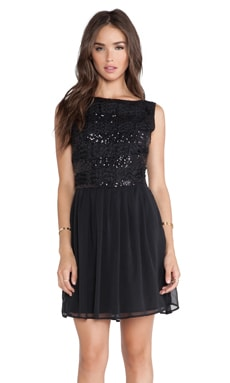 Jack by BB Dakota Ani Dress in Black