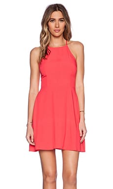 BB Dakota Galvin Dress in Glow