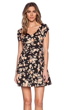 Jack by BB Dakota Chester Dress in Black