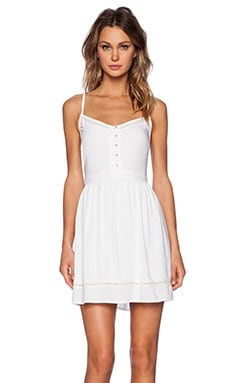 Jack by BB Dakota Malakai Dress in White