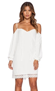 Jack by BB Dakota Hendrix Dress in Ivory