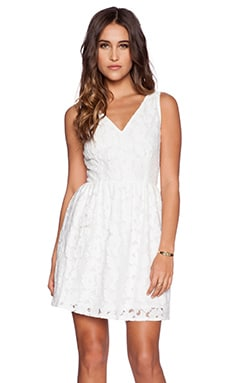 BB Dakota Phaedra Dress in Ivory