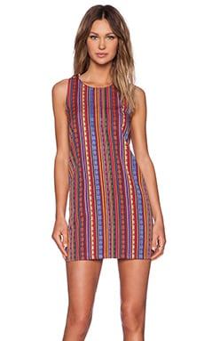 Jack by BB Dakota Gilly Dress in Multi