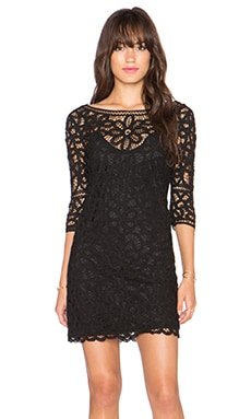 BB Dakota Leigh Dress in Black