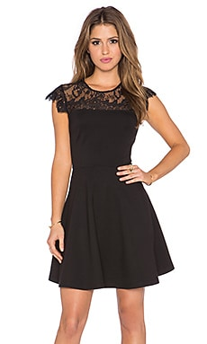BB Dakota Cindy Dress in Black