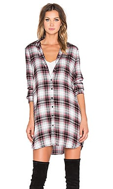 BB Dakota Nikki Shirt Dress in Multi