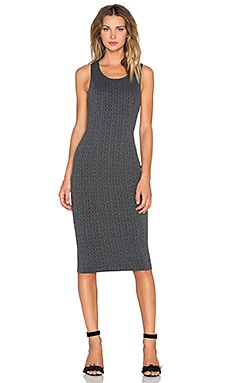 BB Dakota Jack by BB Dakota Castel Dress in Charcoal Grey