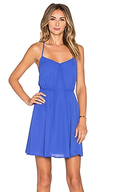 BB Dakota Jack by BB Dakota Nellie Dress in Royal Blue