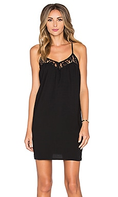 Jack by BB Dakota Ramona Lace Dress in Black