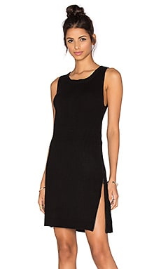 BB Dakota Alexa Sweater Dress in Black