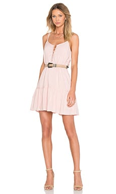 Jack By BB Dakota Finella Dress in Sunset Pink