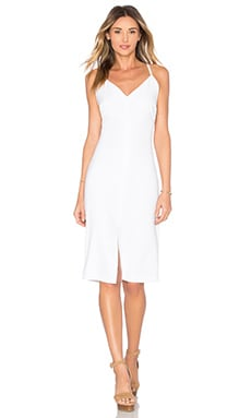 Zofia Dress in Optic White