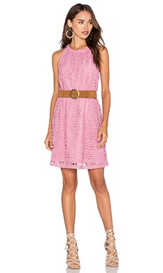 BB Dakota Jack By BB Dakota Browning Dress in Dusty Mauve
