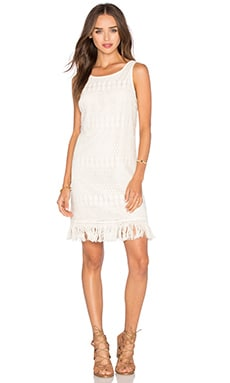 Jack By BB Dakota Calliope Dress in Ivory