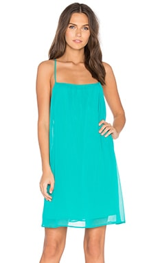 Jack By BB Dakota Nanna Dress in Emerald Green