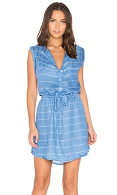 BB Dakota Jack By BB Dakota Cortland Dress in Summer Sky Blue
