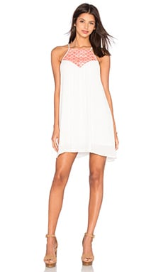 Jack By BB Dakota Emberlynn Dress in White