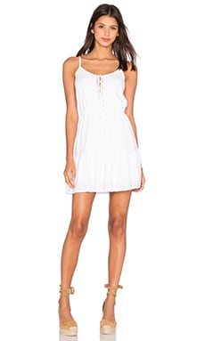 Jack By BB Dakota Finella Dress in White