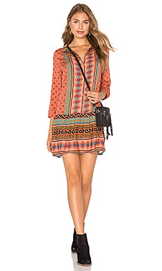 Jack By BB Dakota Nately Dress in Multi