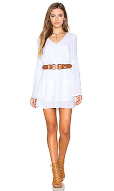 Jack By BB Dakota Michaelis Dress in White